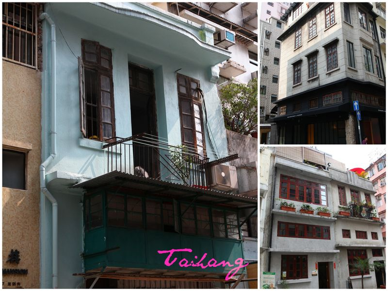 Beautiful HK Facades02